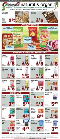 Catalogue Big Y from 07/29/2021