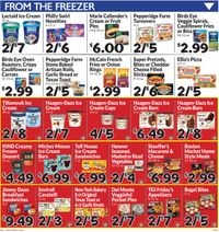 Catalogue Boyer's Food Markets from 07/18/2021