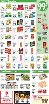 Catalogue Buehler's Fresh Foods from 09/22/2021