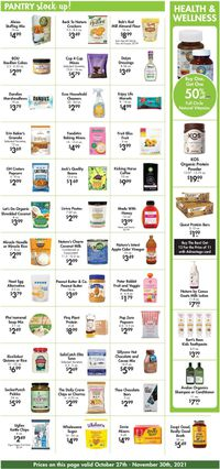 Catalogue Buehler's Fresh Foods from 10/27/2021