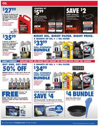 Catalogue CarQuest from 04/29/2021