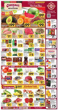 Catalogue Cardenas from 09/15/2021