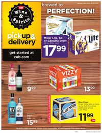 Catalogue Cub Foods from 08/29/2021