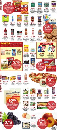 Catalogue Dierbergs from 05/11/2021