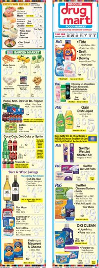 Catalogue Discount Drug Mart from 07/28/2021