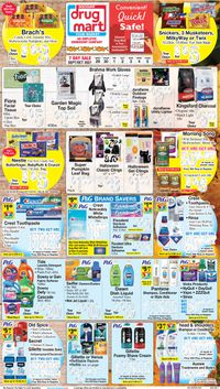 Catalogue Discount Drug Mart from 09/29/2021
