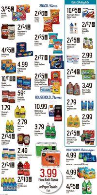Catalogue Dot's Market from 05/10/2021
