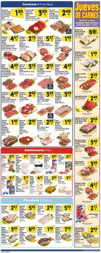 Catalogue El Super from 07/21/2021
