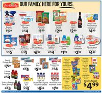 Catalogue Family Fare from 04/11/2021