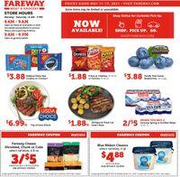 Catalogue Fareway from 05/11/2021