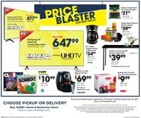 Catalogue Fred Meyer from 09/22/2021