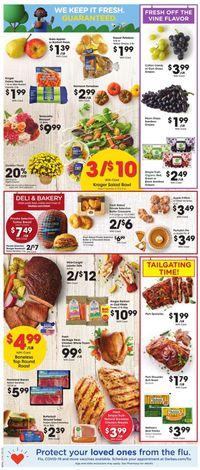 Catalogue Gerbes Super Markets from 09/15/2021