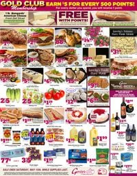 Catalogue Gerrity's Supermarkets from 05/09/2021