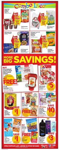 Catalogue H-E-B from 09/15/2021