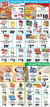 Catalogue Hays Supermarket from 09/15/2021