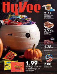 Catalogue HyVee HALLOWEEN 2021 from 10/27/2021