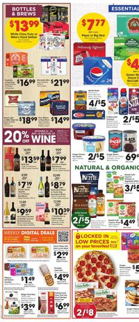 Catalogue Jay C Food Stores from 09/22/2021