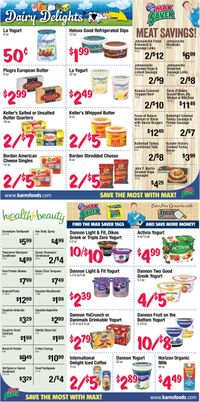 Catalogue Karns Quality Foods from 07/13/2021