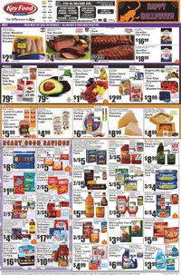 Catalogue Key Food HALLOWEEN 2021 from 10/22/2021