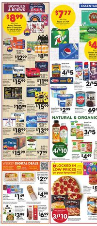Catalogue King Soopers from 09/22/2021