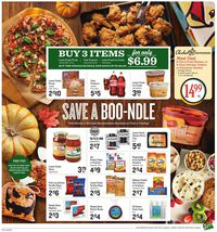 Catalogue Lowes Foods from 10/27/2021