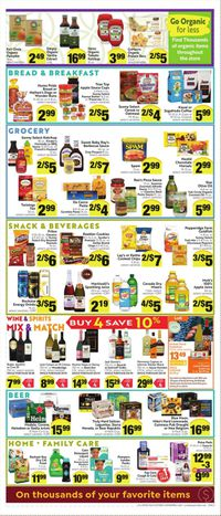 Catalogue Lucky Supermarkets from 10/27/2021