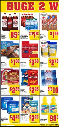Catalogue Mac's Freshmarket from 05/05/2021