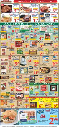 Catalogue Market Basket from 05/09/2021