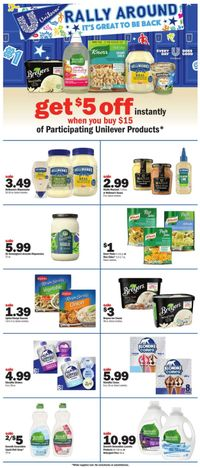 Catalogue Meijer from 07/25/2021