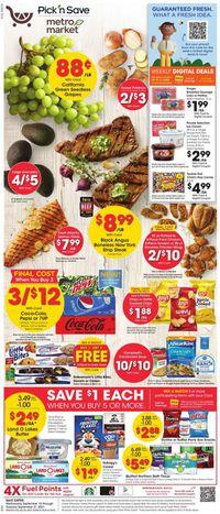 Catalogue Metro Market from 09/15/2021