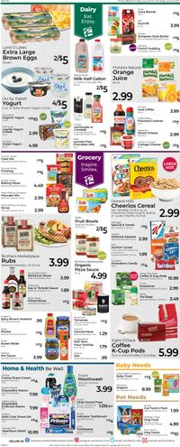 Catalogue Roche Bros. Supermarkets from 07/23/2021