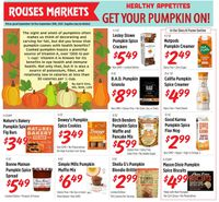 Catalogue Rouses from 09/01/2021