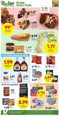 Catalogue Ruler Foods from 05/12/2021