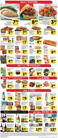 Catalogue Safeway from 07/28/2021