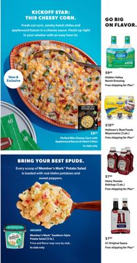 Catalogue Sam's Club from 07/14/2021