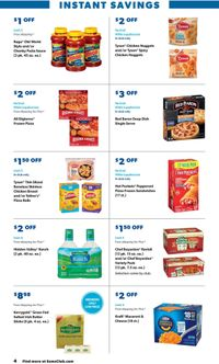 Catalogue Sam's Club from 09/01/2021