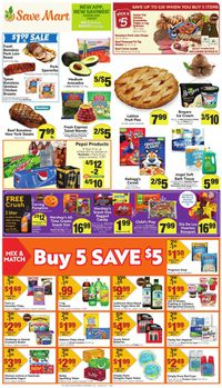 Catalogue Save Mart from 10/27/2021