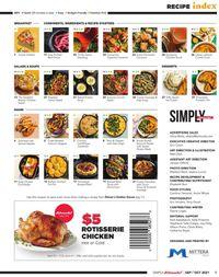 Catalogue Schnucks from 09/01/2021