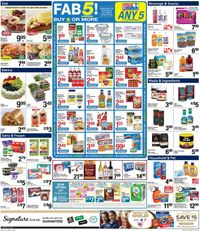 Catalogue Shaw's from 07/23/2021