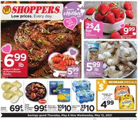 Catalogue Shoppers Food & Pharmacy from 05/06/2021