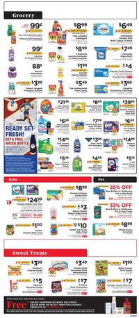 Catalogue ShopRite from 07/25/2021