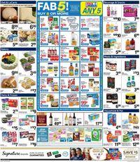 Catalogue Star Market from 07/23/2021