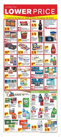 Catalogue United Supermarkets from 07/21/2021