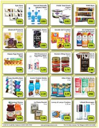 Catalogue Uptown Grocery Co. from 12/27/2021