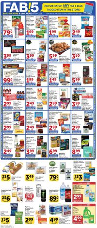 Catalogue Vons from 05/12/2021