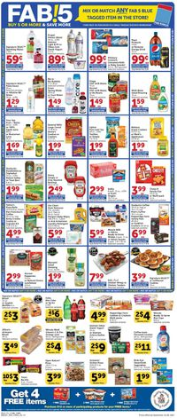 Catalogue Vons from 09/22/2021
