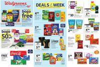 Catalogue Walgreens from 09/26/2021